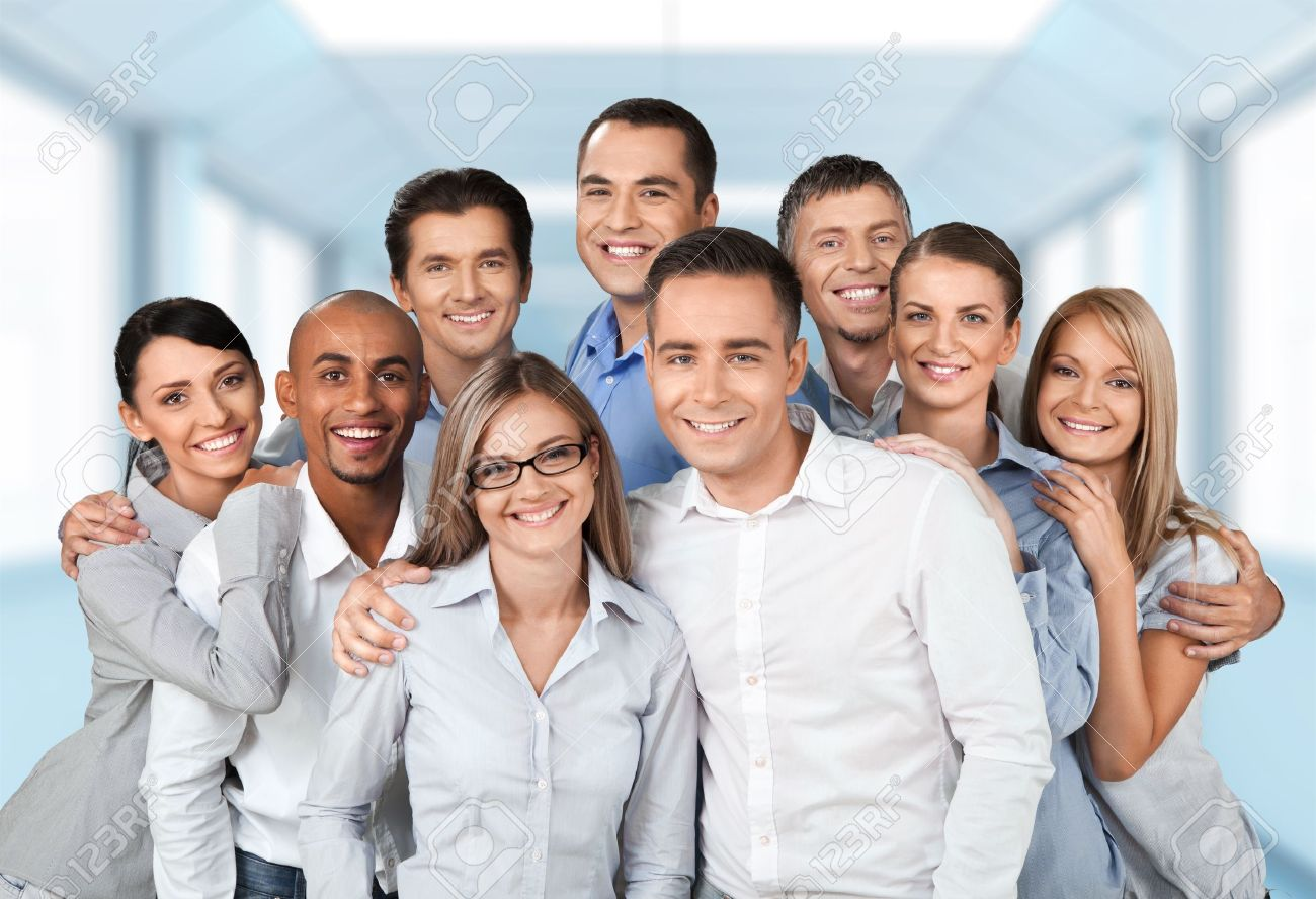 Business, People, Group Of People. Stock Photo - 41777044