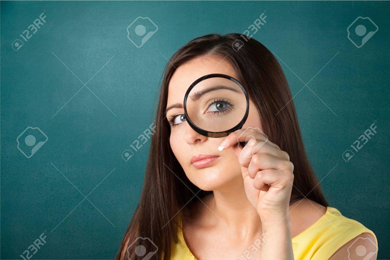 women searching for women
