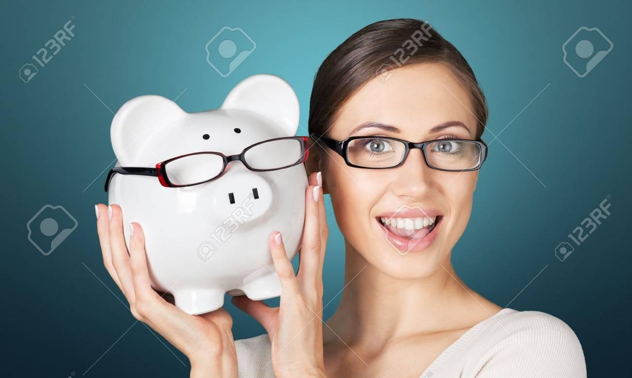 Glasses, save, savings. - 42545214