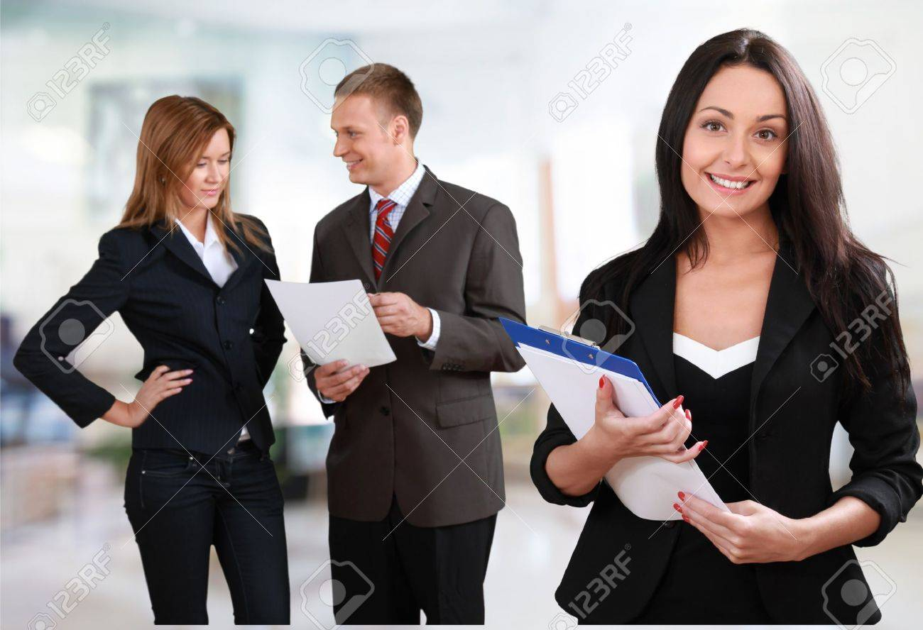 Business, People, Business Person. Stock Photo - 43364786