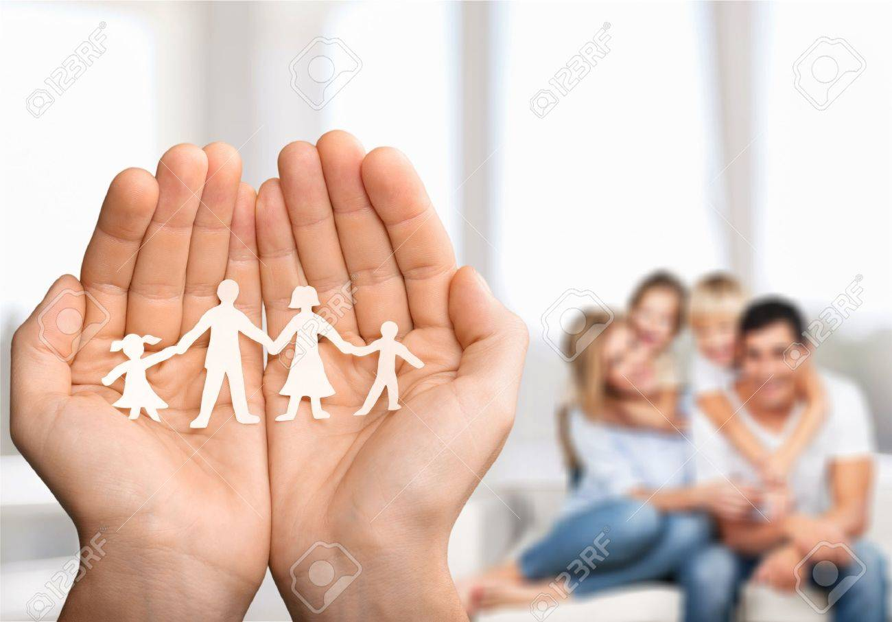 Family. Stock Photo - 45549853