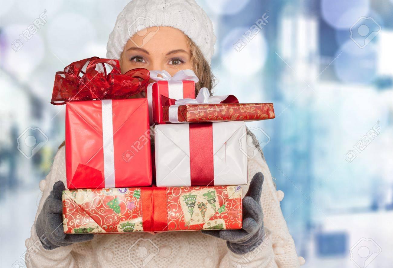 Christmas Gifts. - 46126351