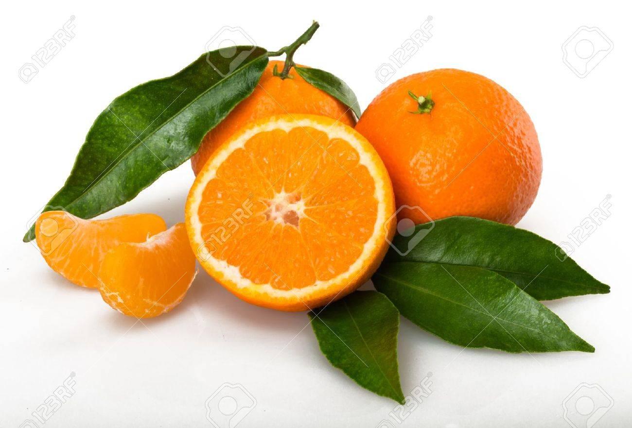 Orange. Stock Photo - 48441907