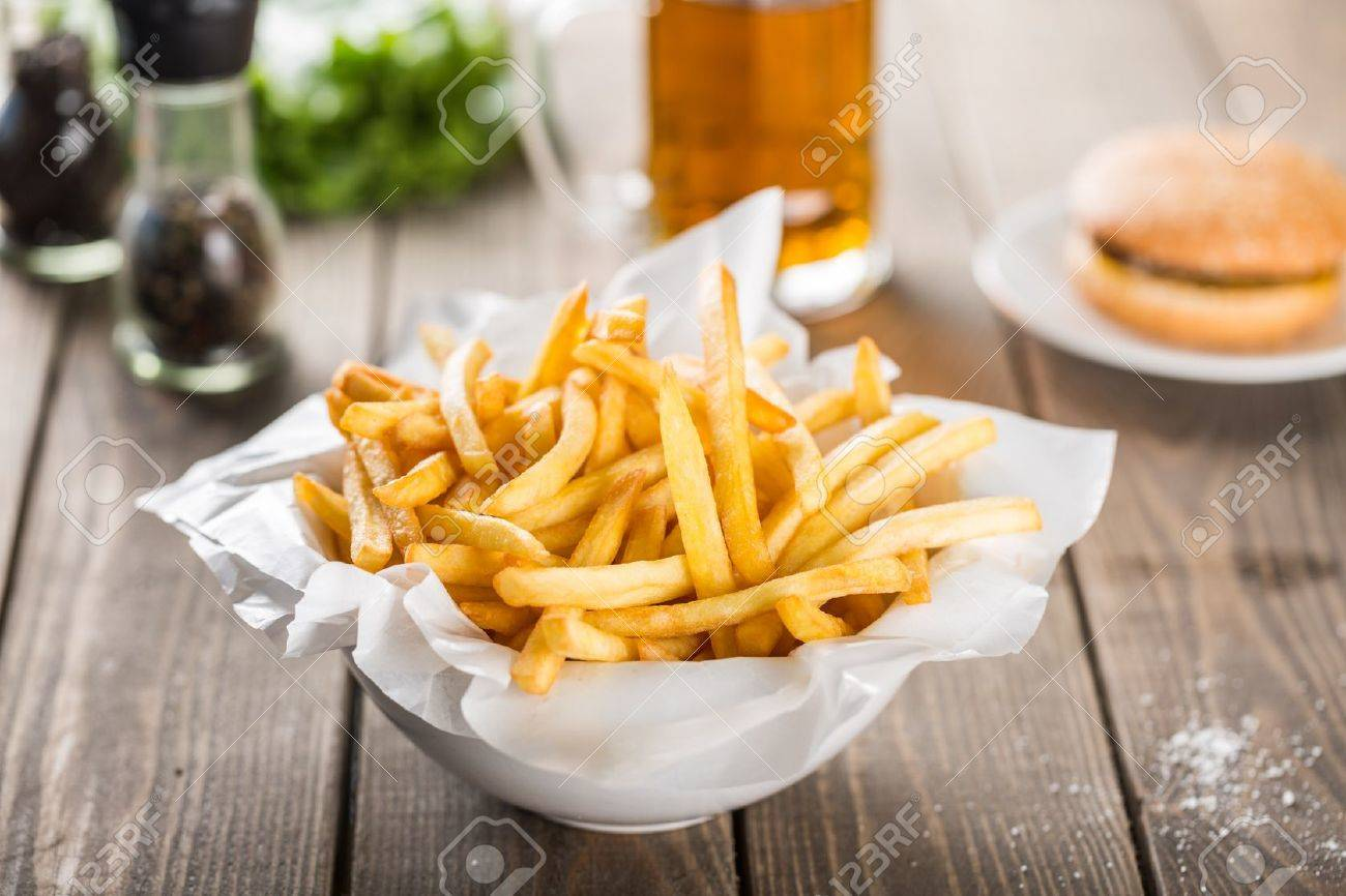 French Fries. Stock Photo - 48663133