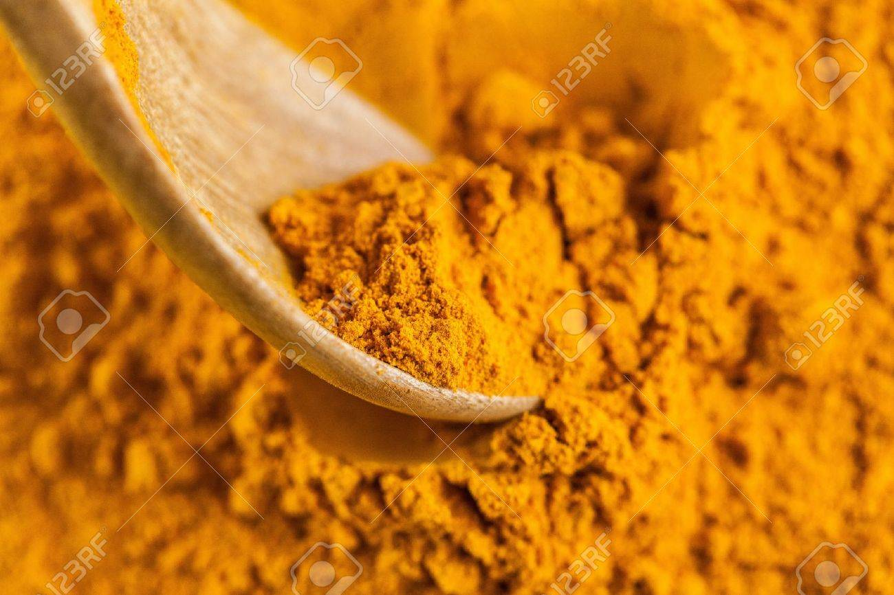 Turmeric. Stock Photo - 48634485