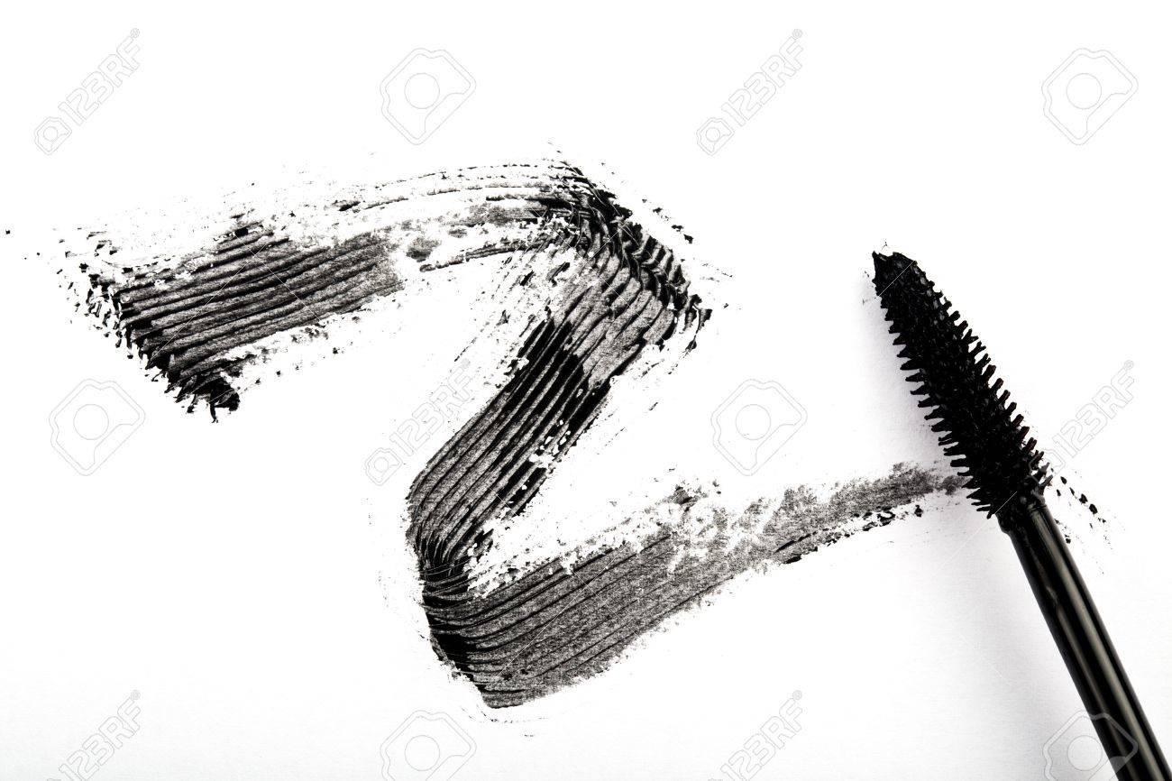 Mascara. Stock Photo - 48702484