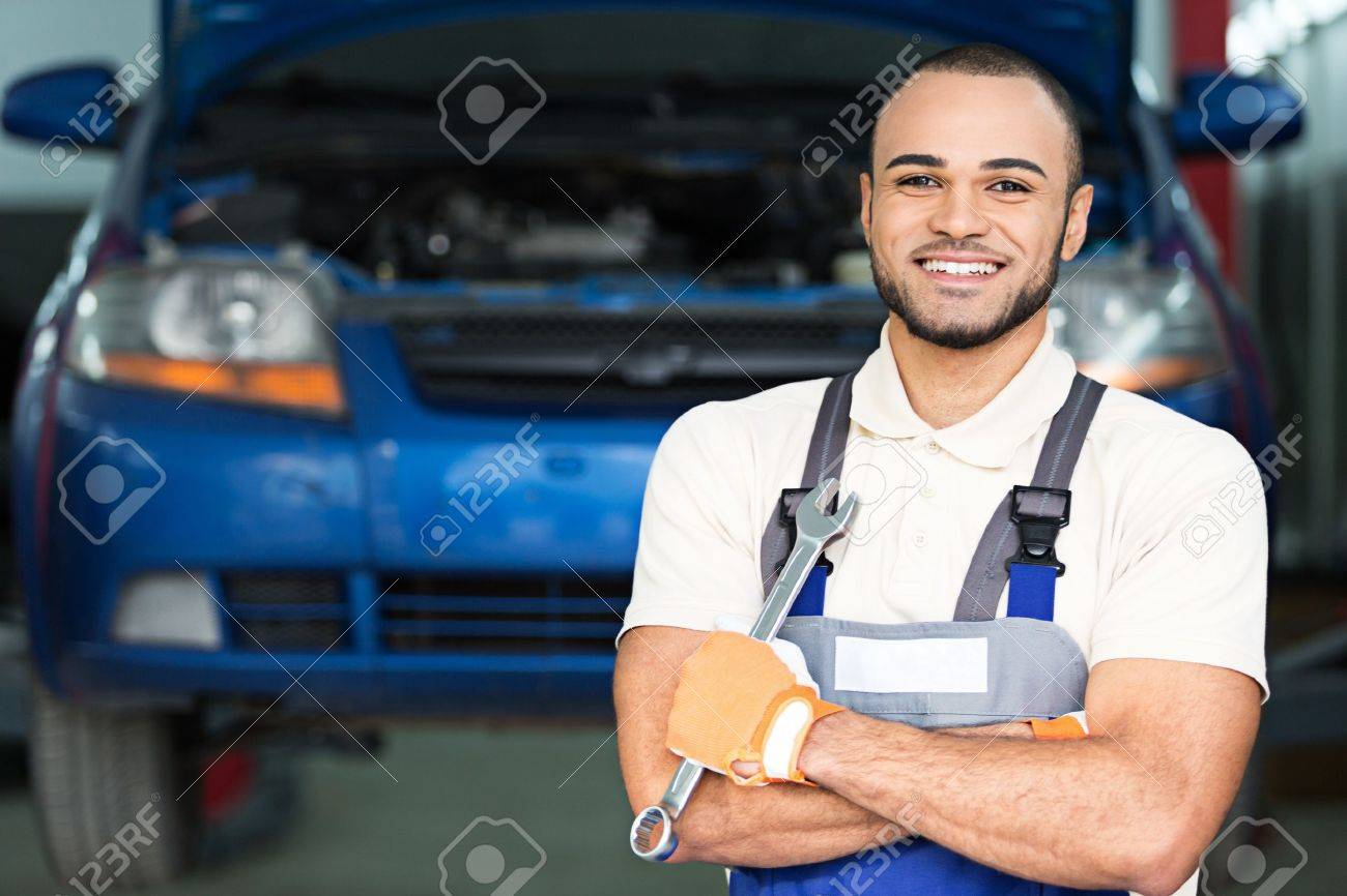 African. Stock Photo - 48760179