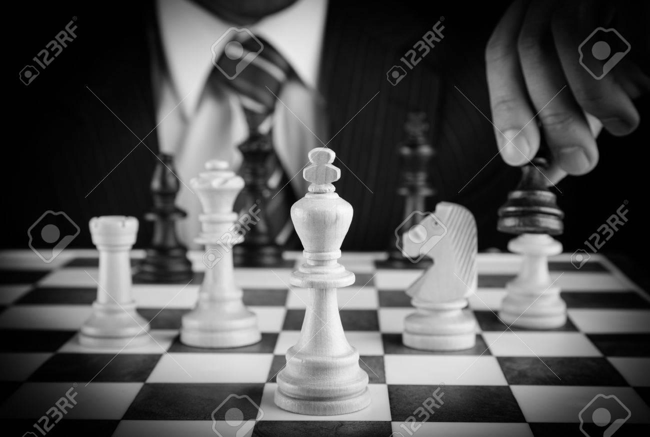 Chess. Stock Photo - 48762595