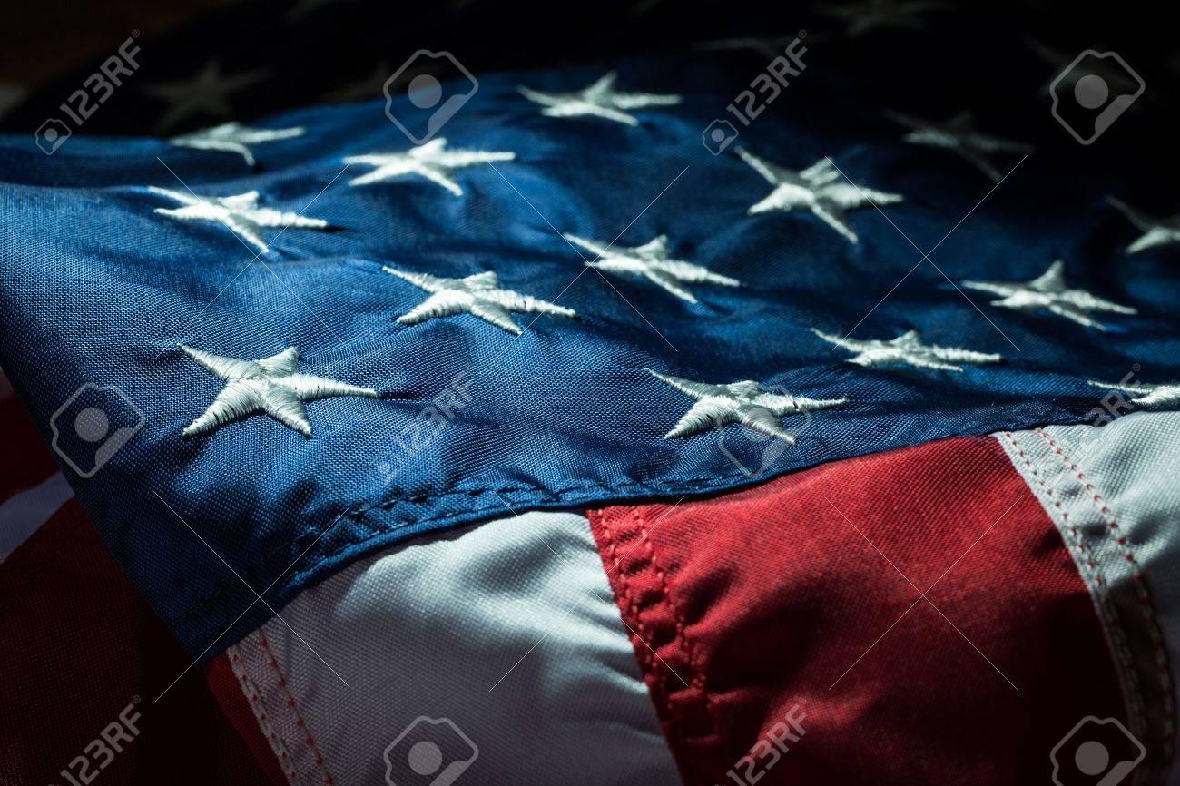 American Flag. Stock Photo - 48762648