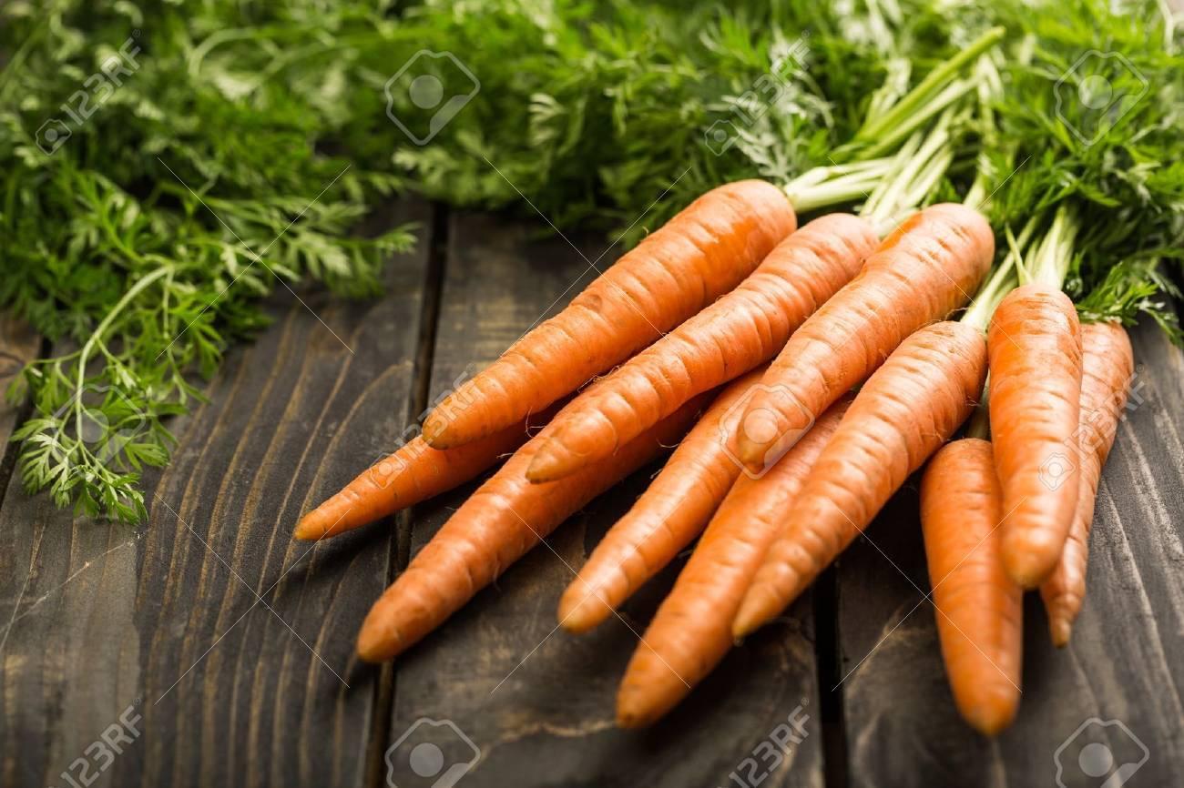Carrots. Stock Photo - 48856621