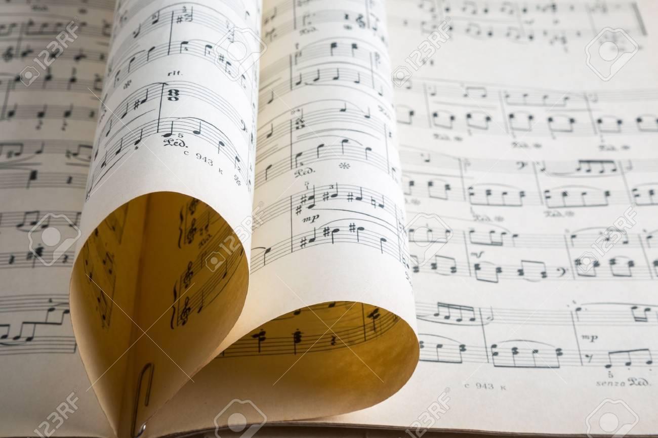 Music. Stock Photo - 48768488
