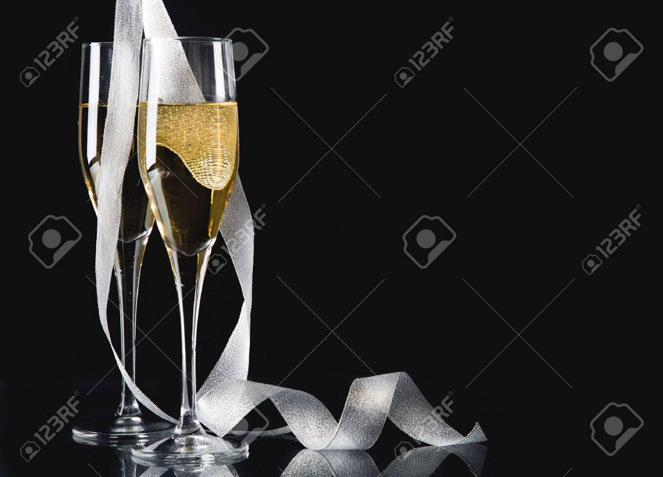 Champagne. Banque d'images - 50485611