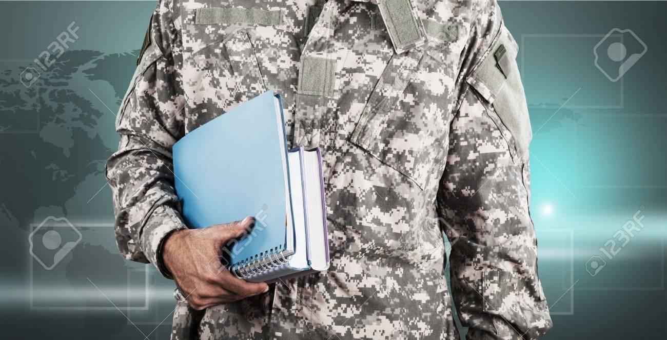 Military. Stock Photo - 50782266
