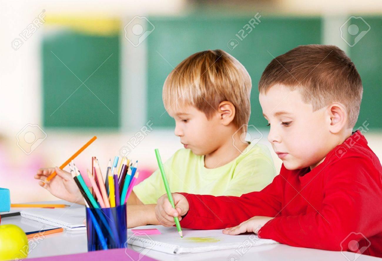 School. Stock Photo - 50842770