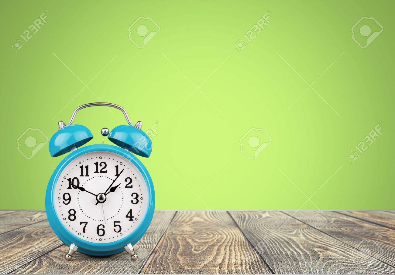 Temps.  Banque d'images - 50865867