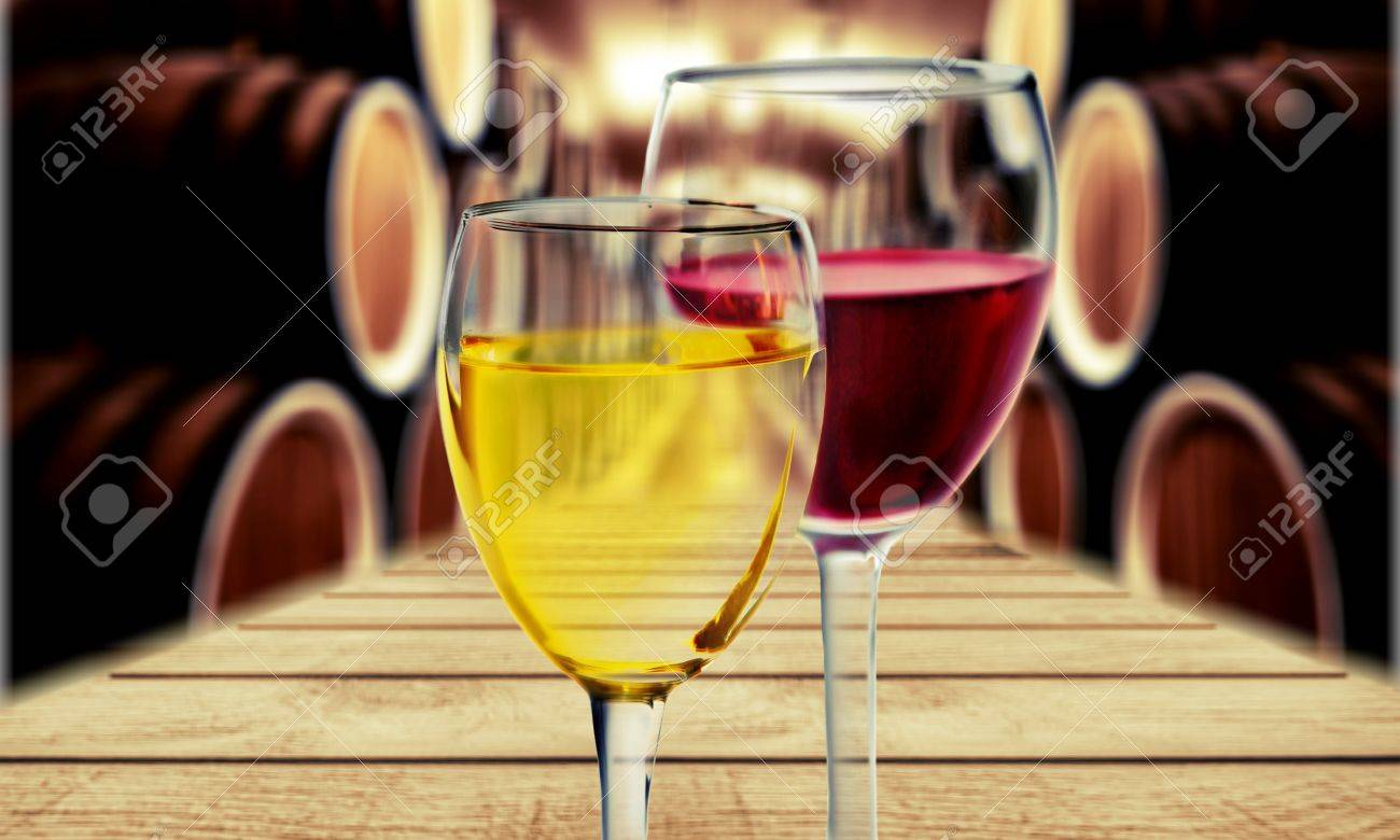 Wine. Stock Photo - 51034006