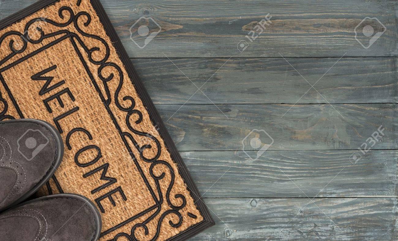 Doormat. Banque d'images - 51284475