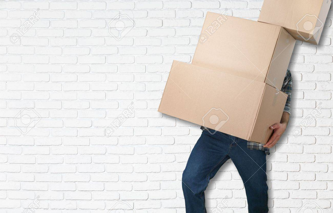 Moving House. Stock Photo - 51285955