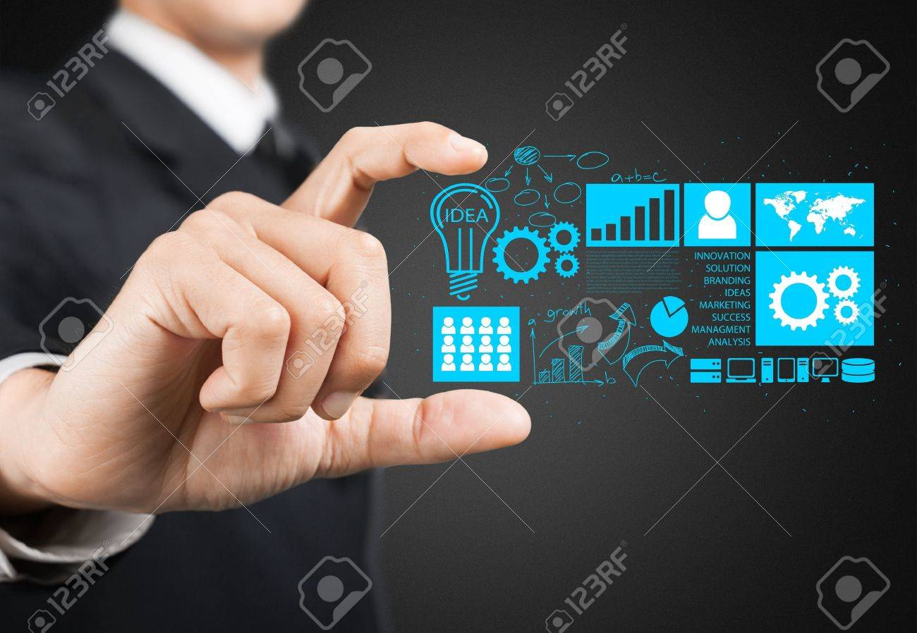 Business. Stock Photo - 51266603