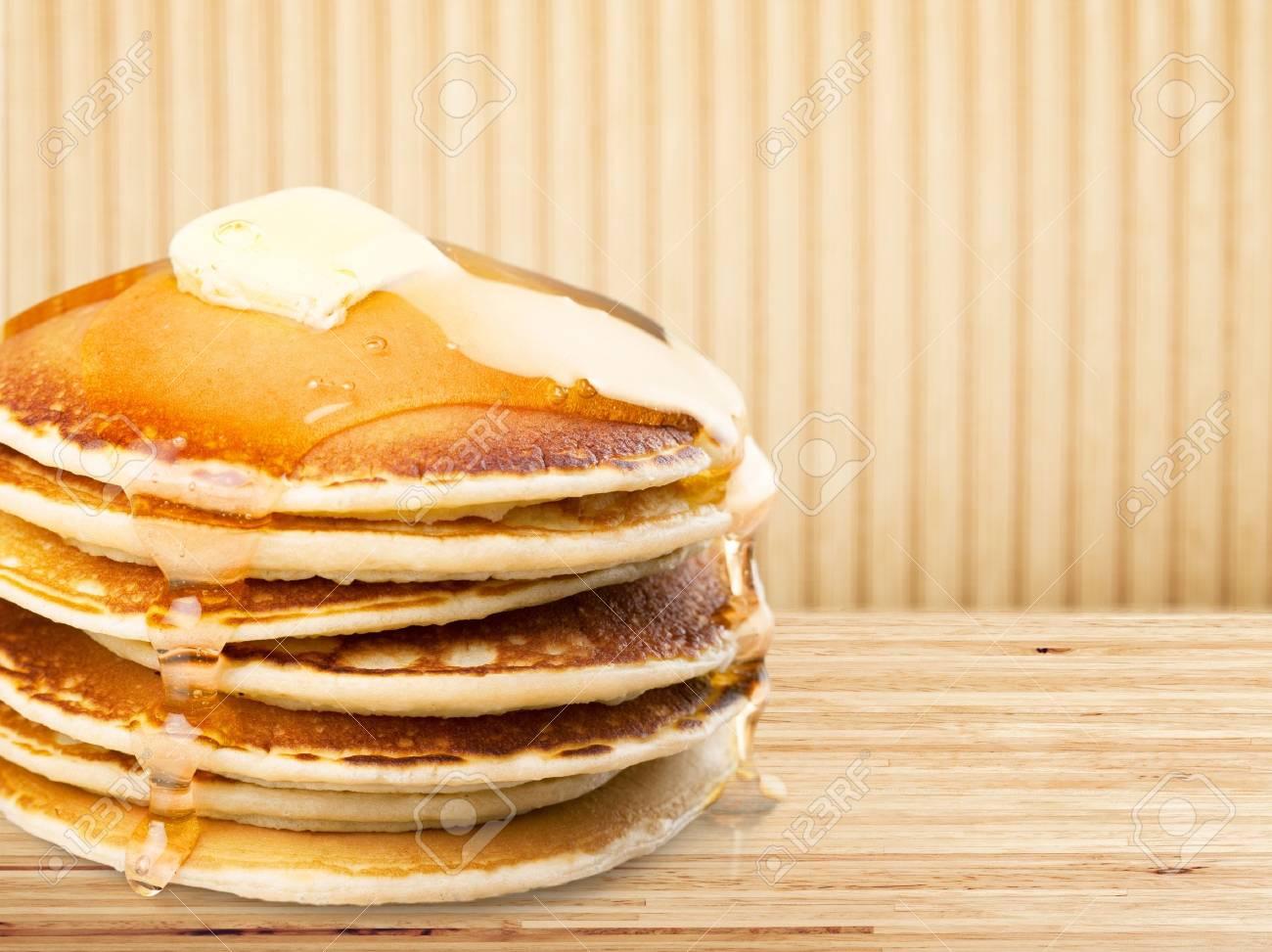 Pancake. Stock Photo - 54025130