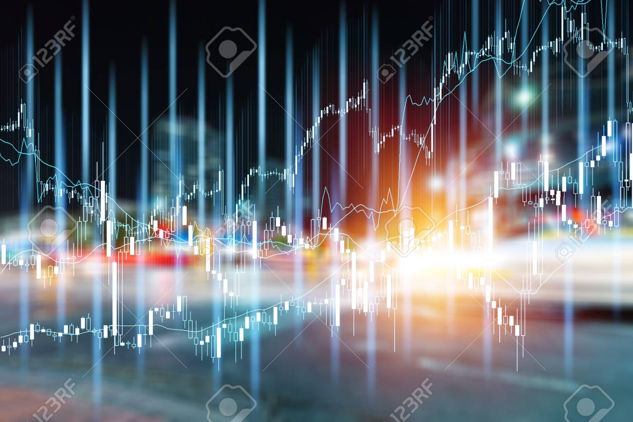 Various type of financial and investment products in Bond market. i.e. REITs, ETFs, bonds, stocks. Sustainable portfolio management, long term wealth management with risk diversification concept. - 107619767