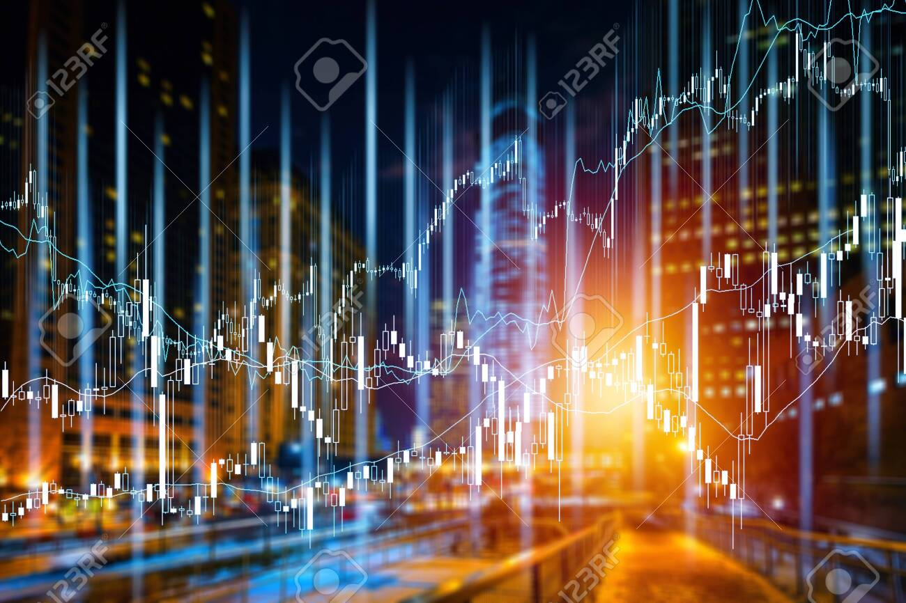 Various type of financial and investment products in Bond market. i.e. REITs, ETFs, bonds, stocks. Sustainable portfolio management, long term wealth management with risk diversification concept. - 133684113
