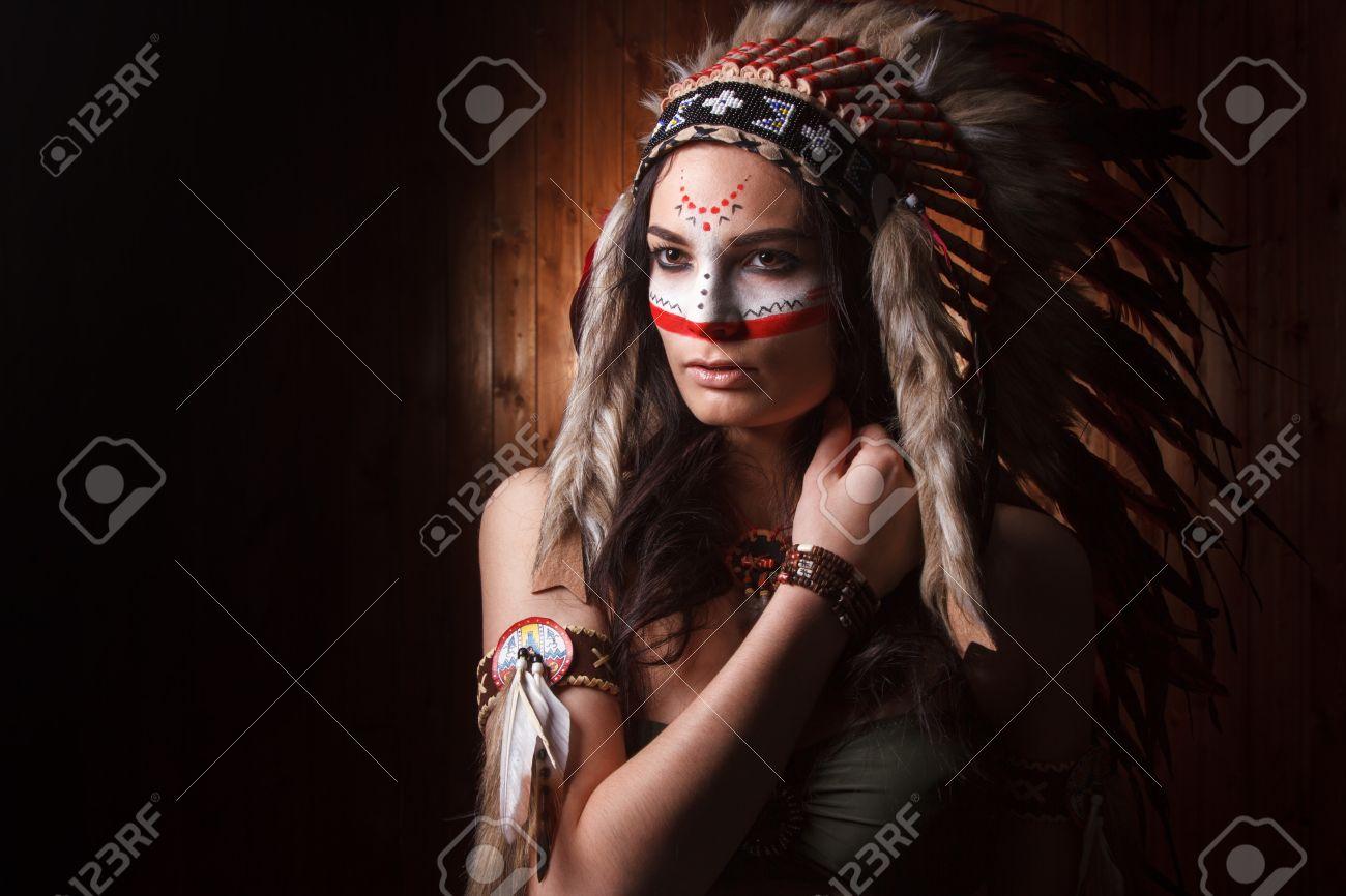 maquillage d une femme