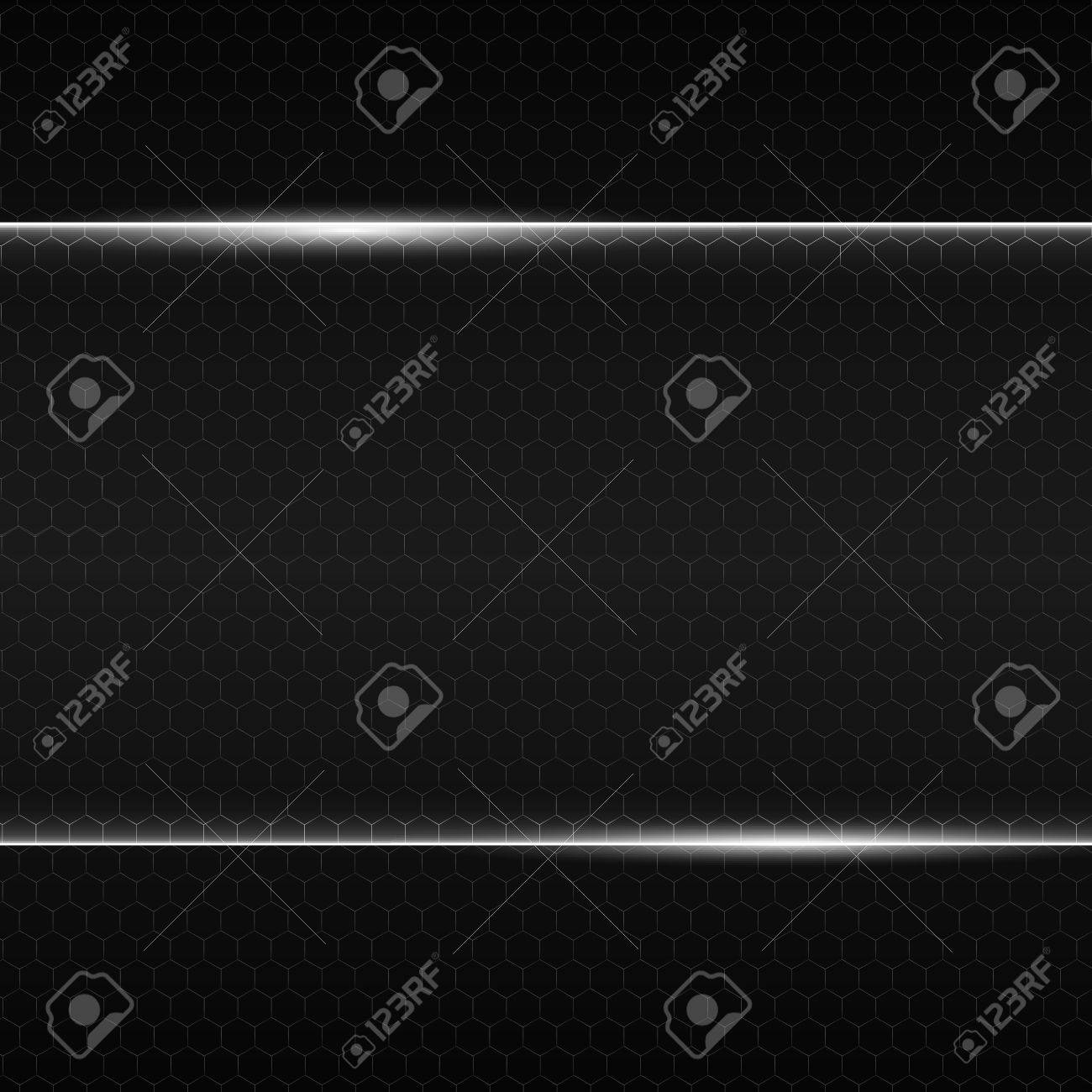 Abstract metal background   illustration Stock Vector - 17068656