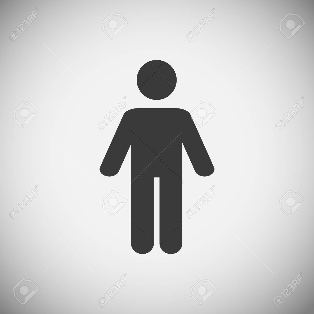 Man application icons vector illustration Stock Vector - 22258949