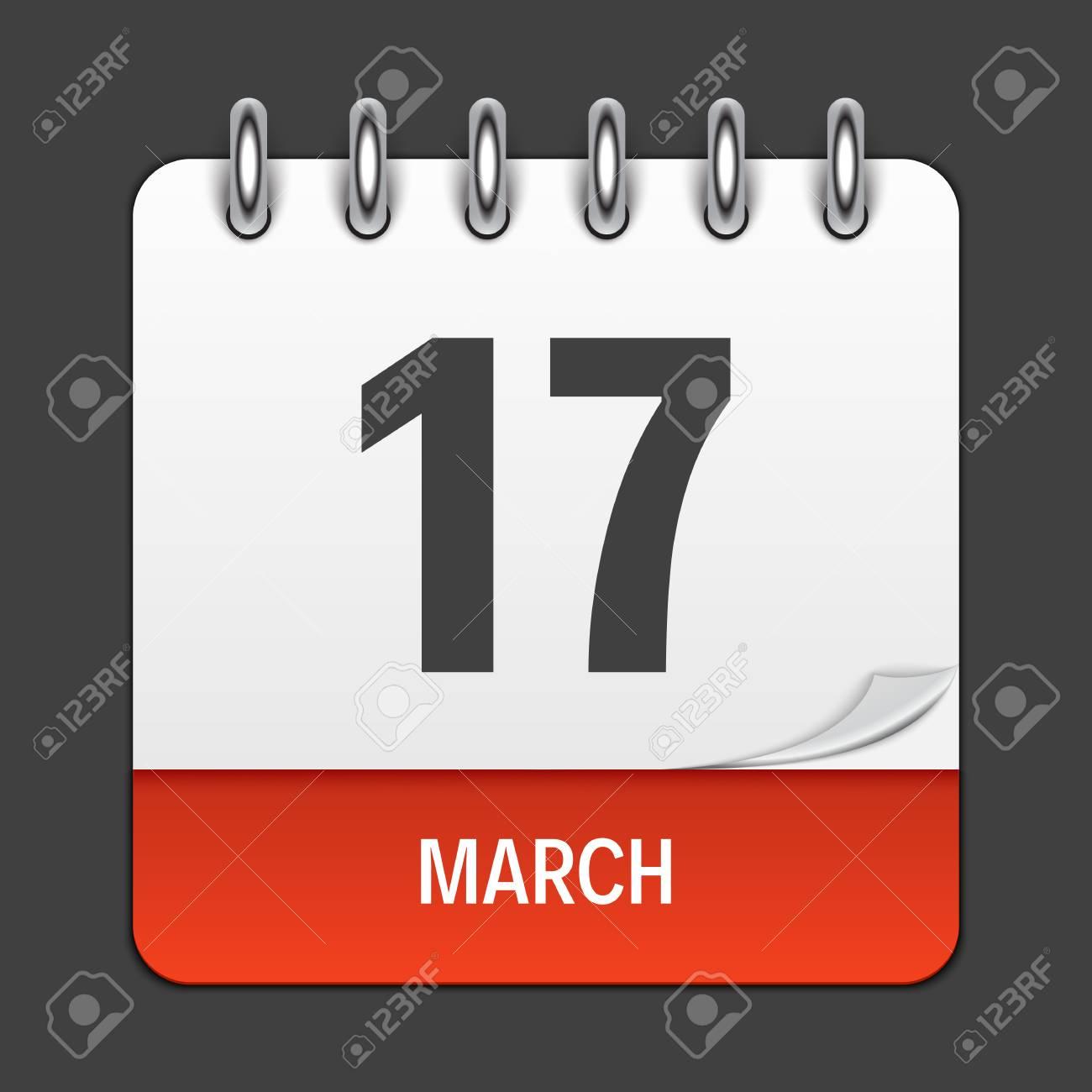 17 de marzo