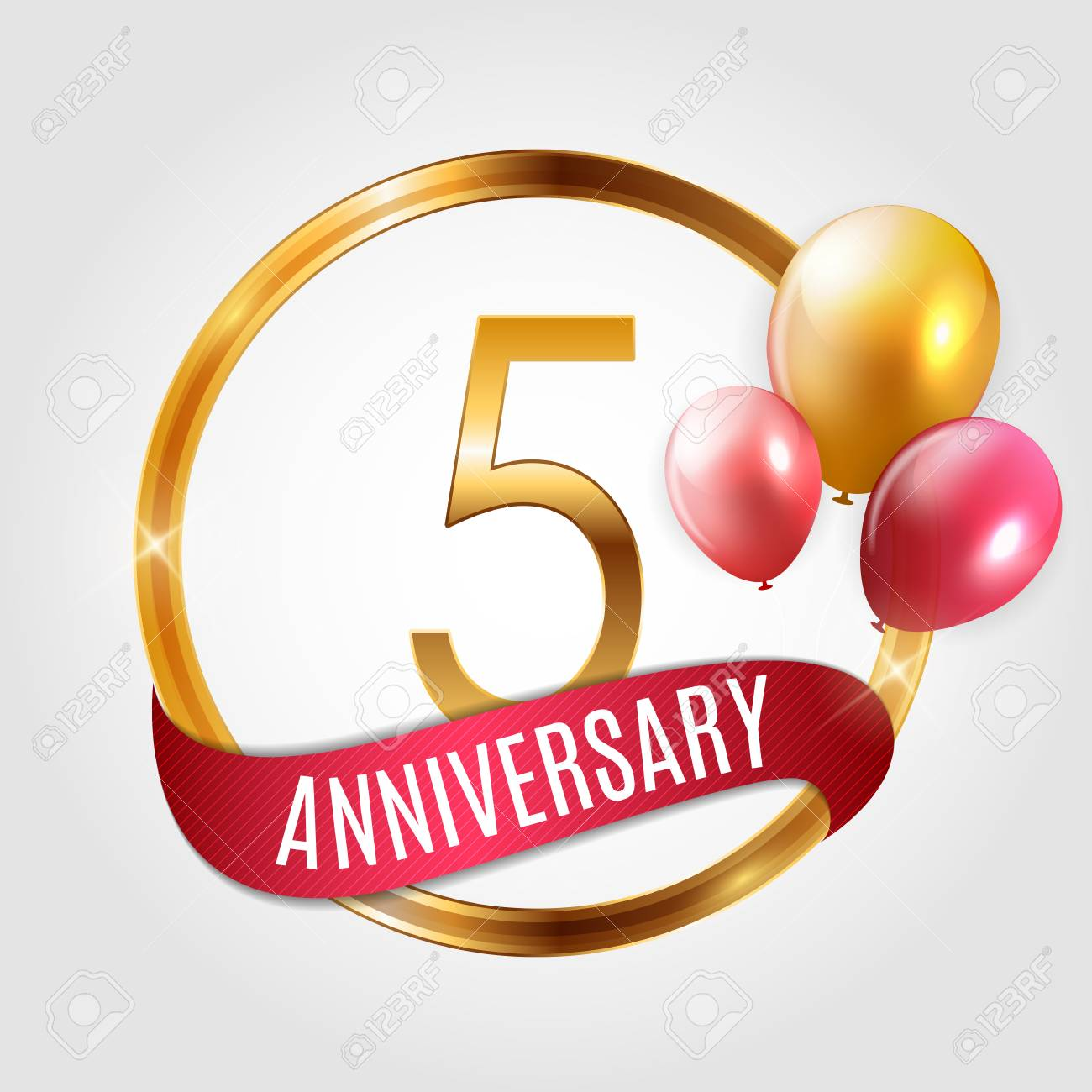 Image result for 5 years anniversary