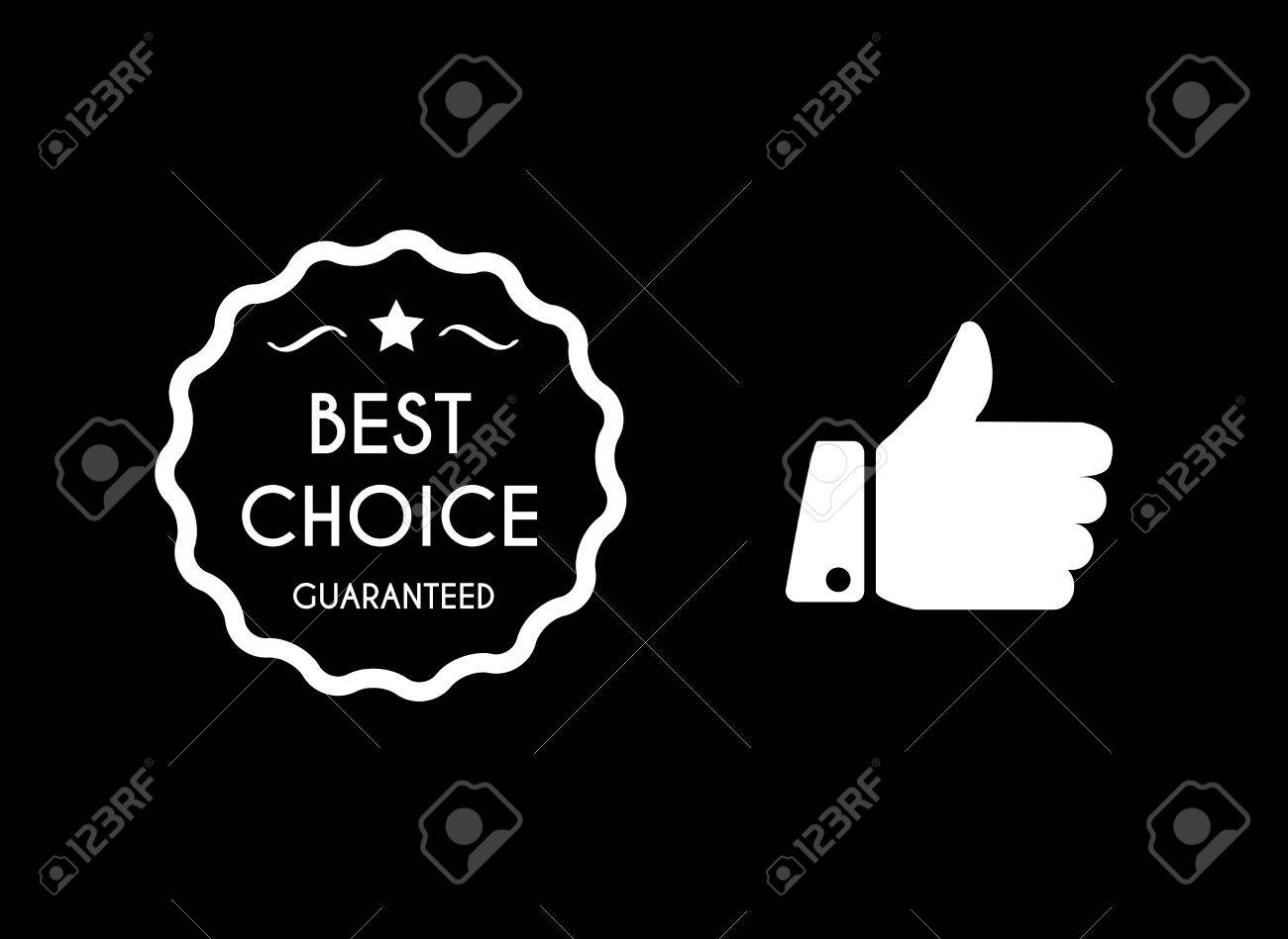 Best choice icons - 33881263