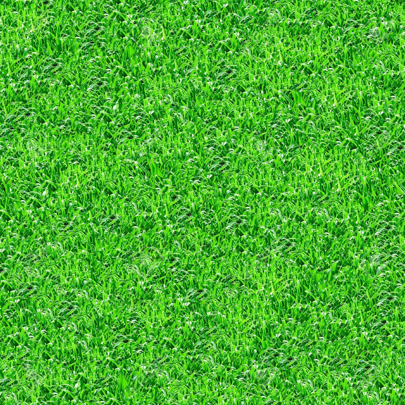 Immagini Stock Senza Soluzione Di Continuità Verde Erba Texture Di