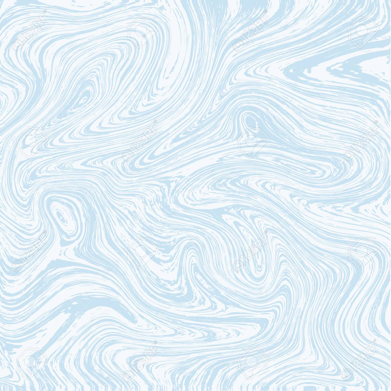 Light white and blue marble texture. Vector background, template, texture, wallpaper,