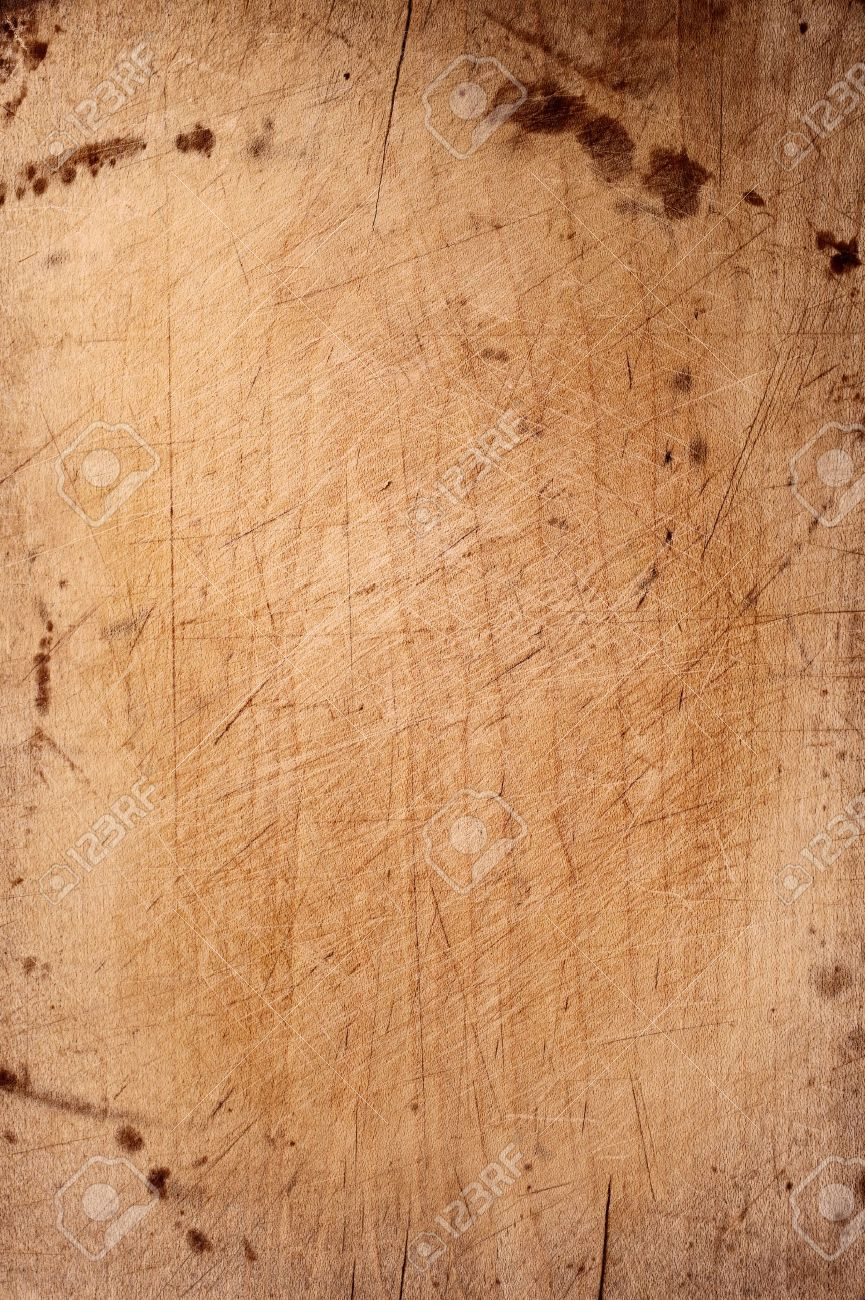 old chopping board wooden backdrop Stock Photo - 11304764