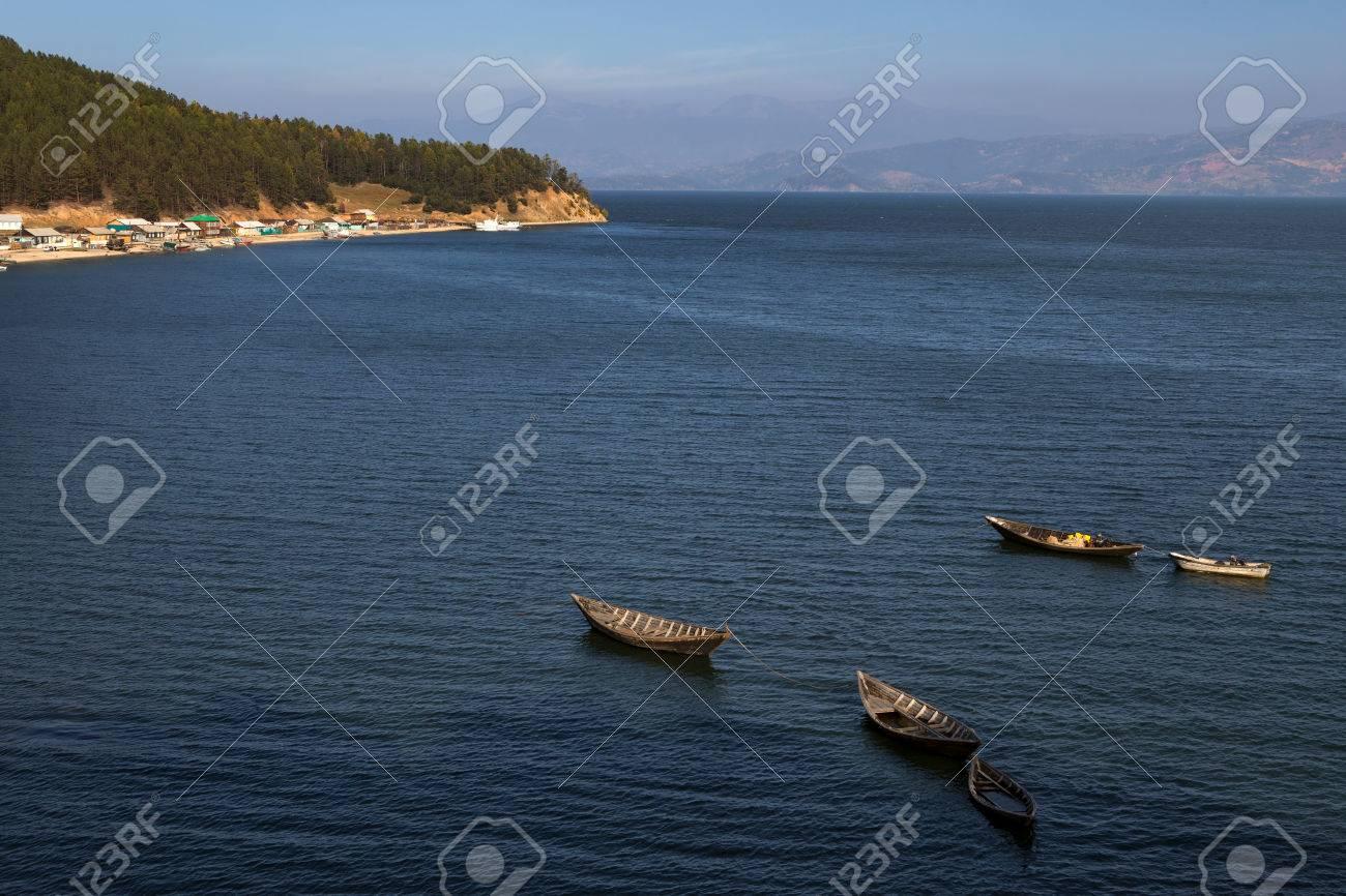 Chivyrkuisky Bay on Lake Baikal 72
