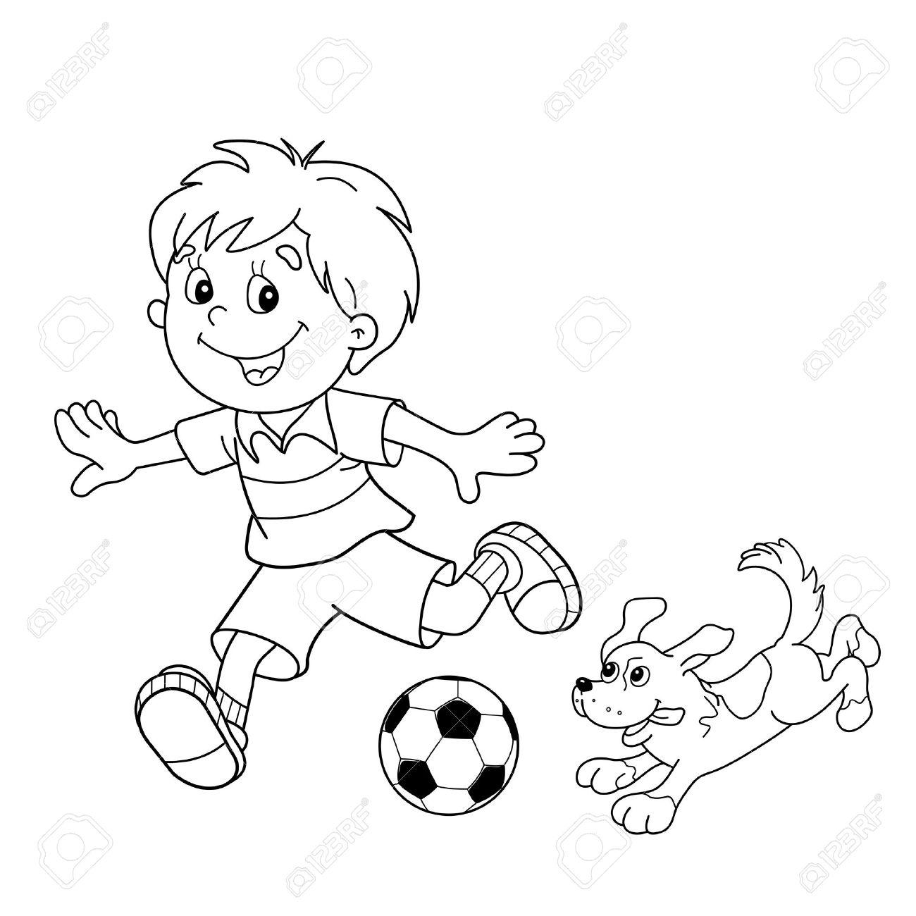 Groß Malbuch Fußball Galerie - Malvorlagen Von Tieren - ngadi.info