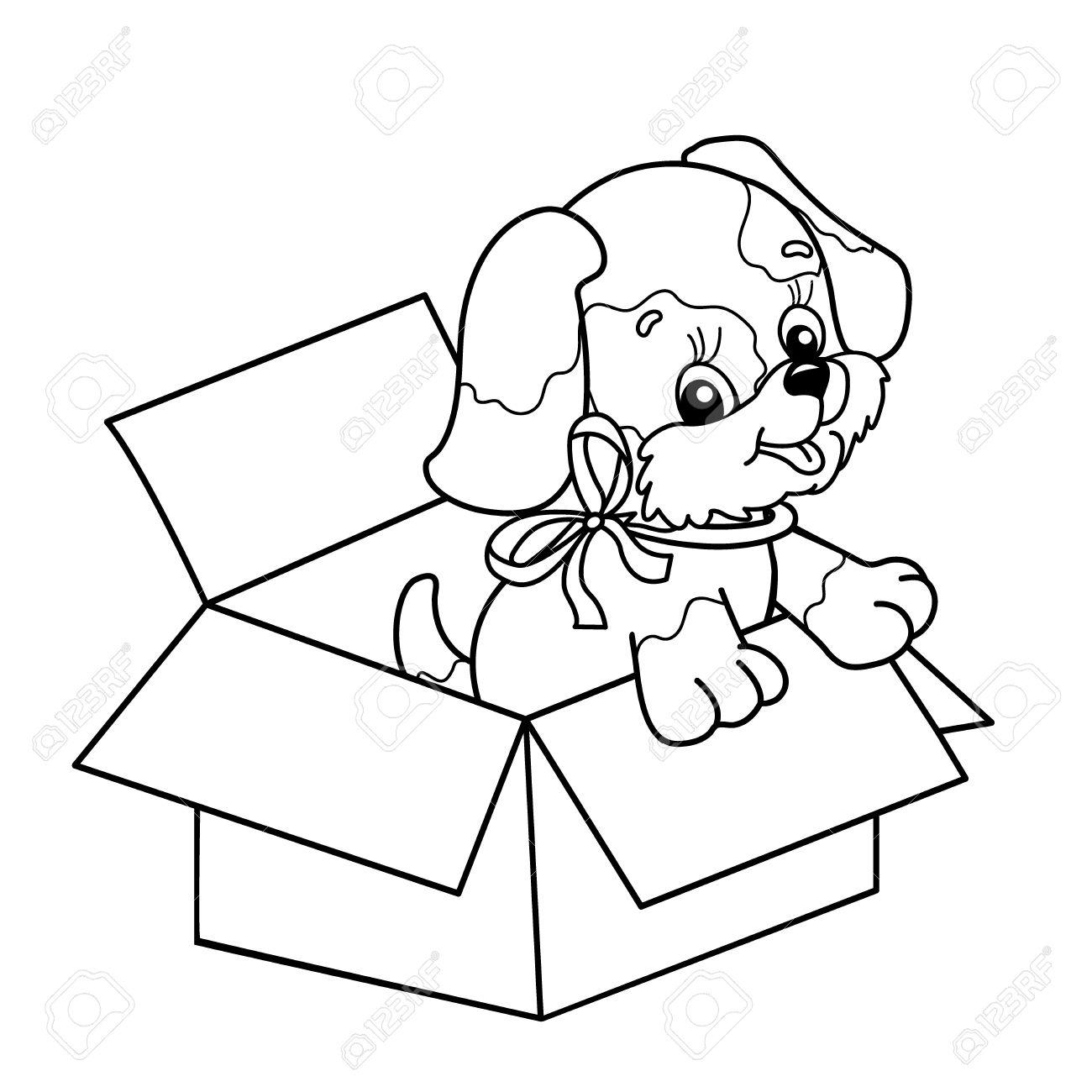 15 Kleurplaten Honden En Puppies Krijg Duizenden
