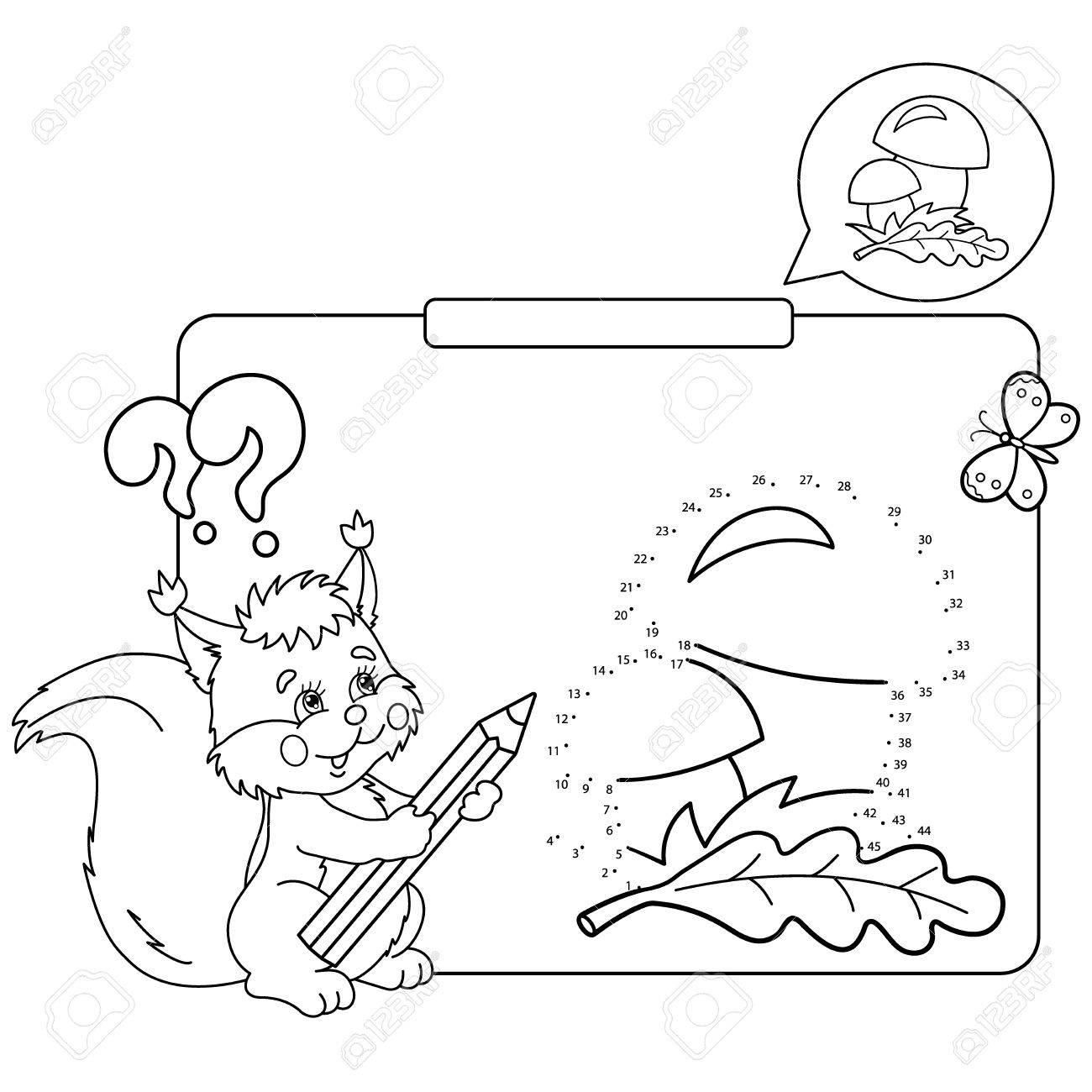 Juegos Educativos Para Ninos Juego De Numeros Hongos Dibujo