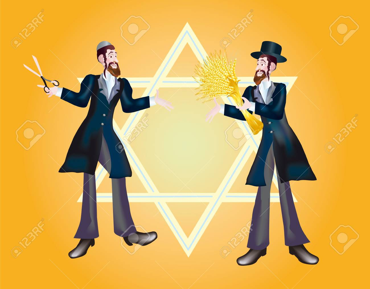 Shavuot marks the offensive of new season of year Stock Photo - 8208256