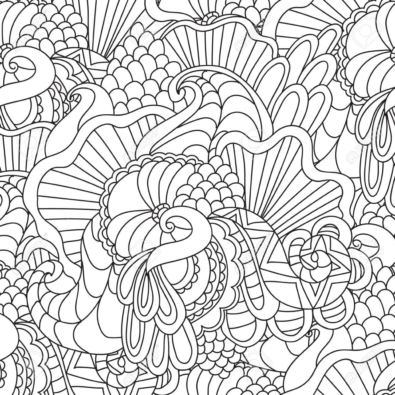 Encantador Colorear Páginas Para Adultos Bosquejo - Ideas Para ...