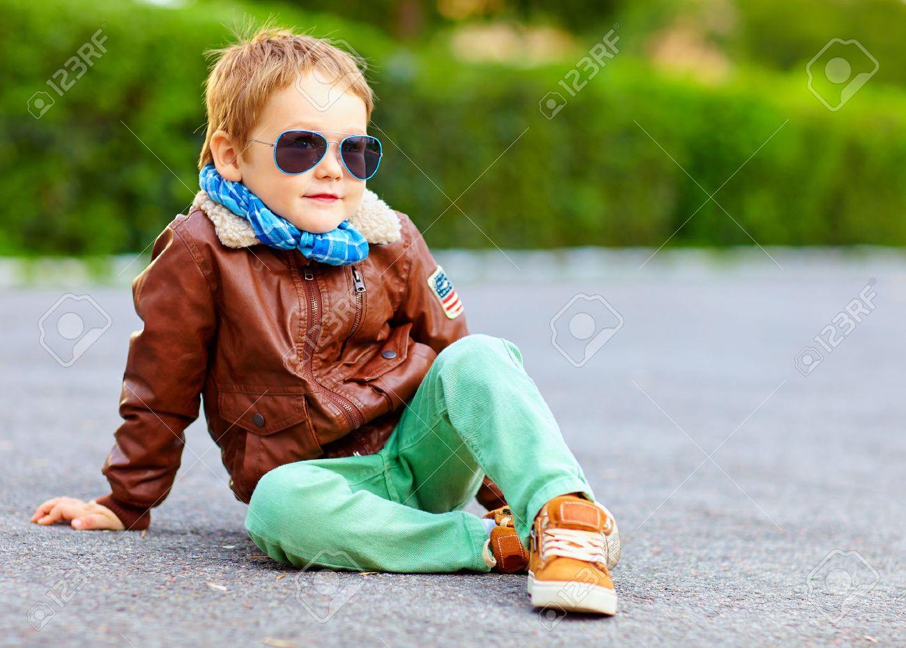 Photo stylish boy best photo