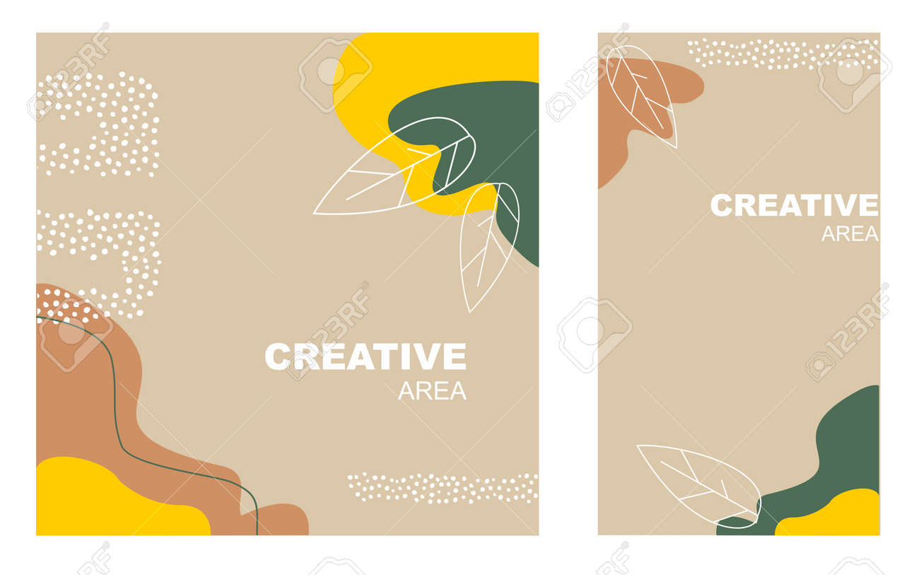 Abstract fall backgrounds for other. Vector illustration - 157160619