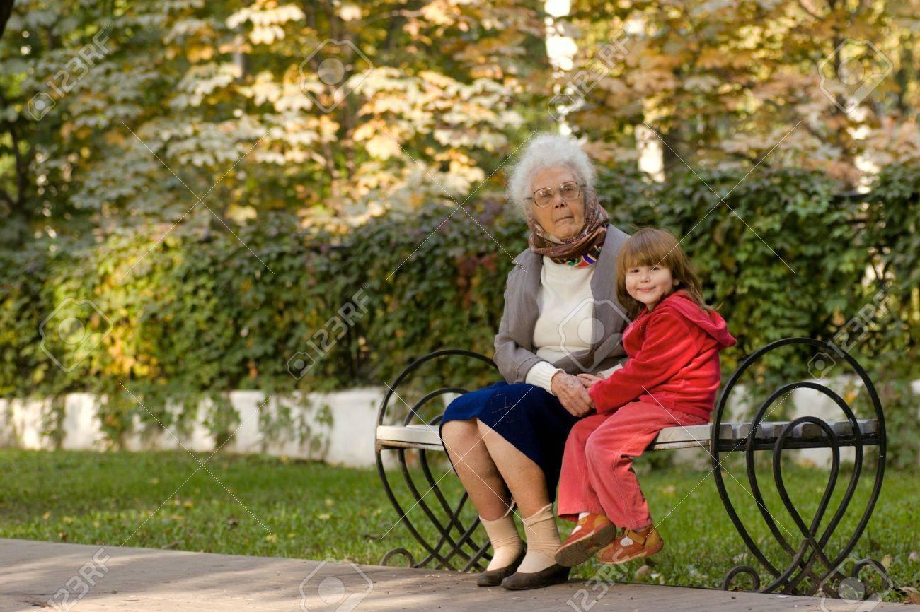 Смишите нас бабушка и внук 23 фотография