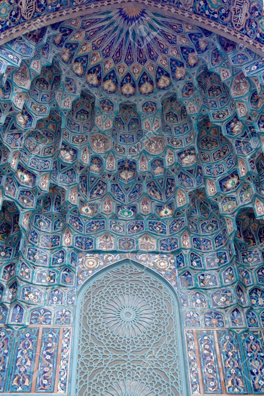 イスラム教のモスクに光青古代モ...