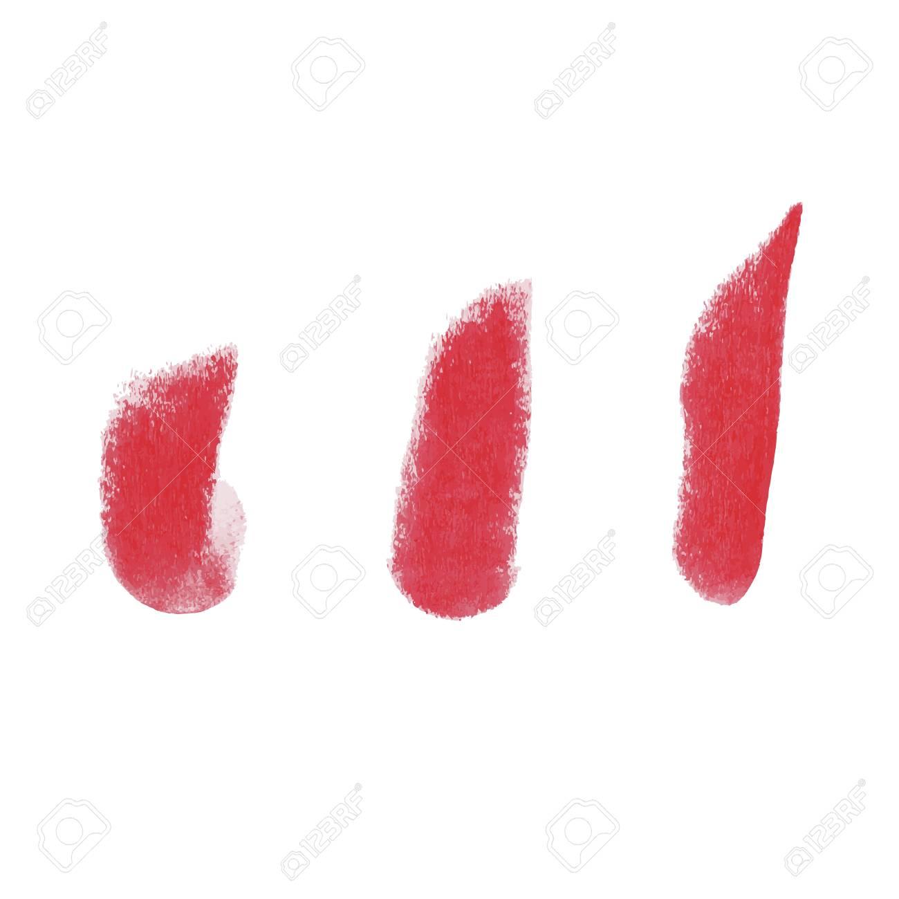 Texture Art Rouge Lvres De Conception Pour La