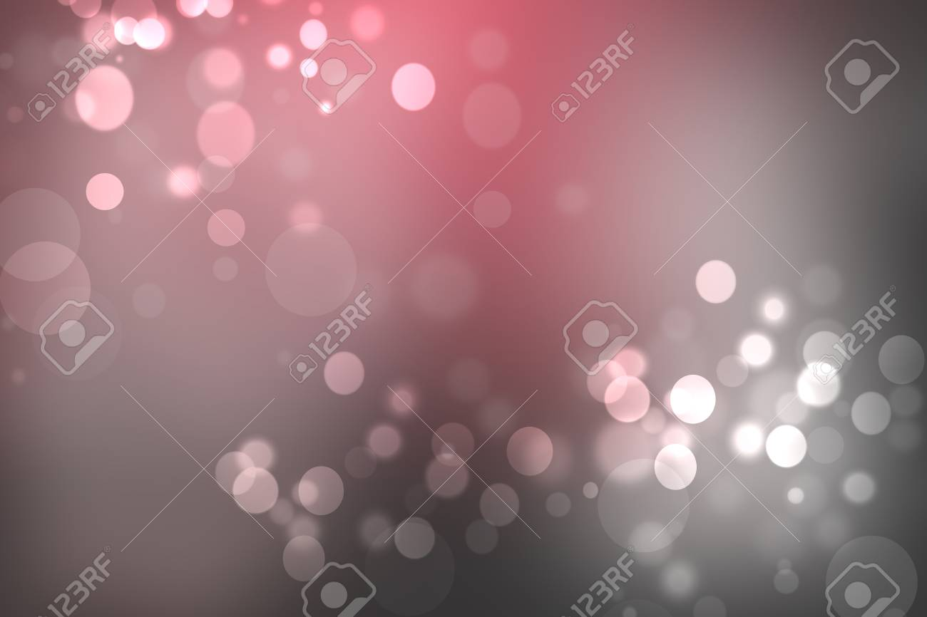 Purple bright abstract Bokeh  Template for your product display