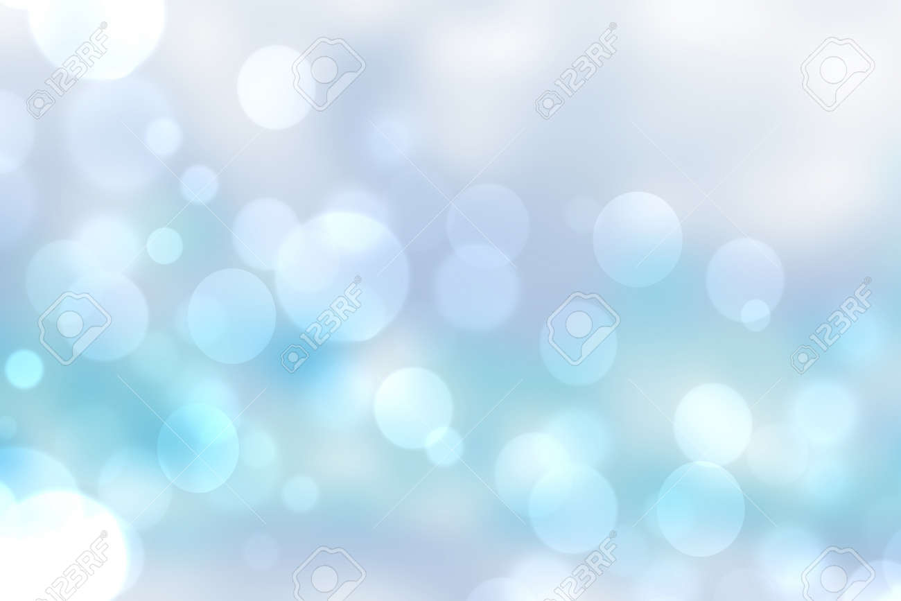 Abstract blurred vivid spring summer light delicate pastel pink blue bokeh background texture with bright soft color circles and bokeh lights. Card concept. Beautiful backdrop illustration. - 136411528