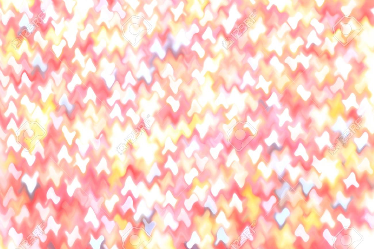 Immagini Stock Brillante Sfondo Bianco E Rosa Insolito Con Macchie