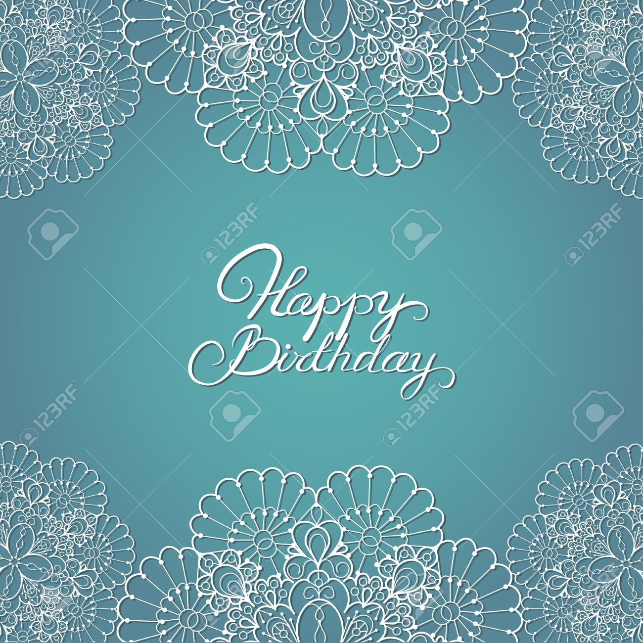 Happy birthday vintage card royalty free cliparts vectors and happy birthday vintage card stock vector 19601231 bookmarktalkfo Image collections